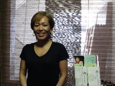 オーナーの磯田桂子さん